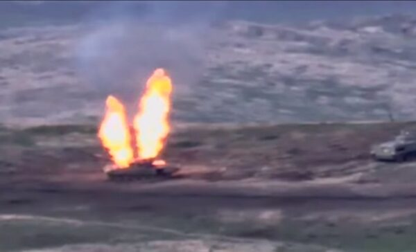高加索宿敵硝煙再起 實施戒嚴動員役男 各國籲停火