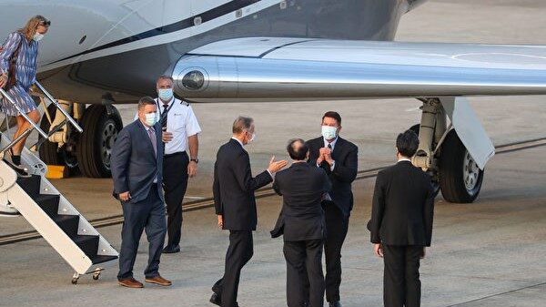 王友群:美國高官再訪台 全球矚目台灣