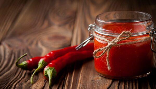 自製美味紅辣醬(組圖)