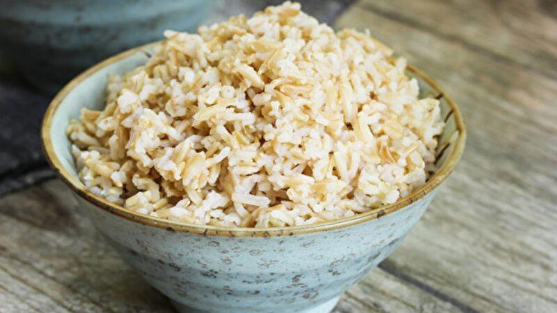 糙米比白米有4大好處 但一些人不適合吃