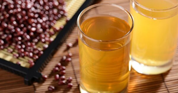 红豆水除体湿消水肿 但不是人人适合喝