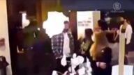 北加男子餐廳內故意噴火燒人被抓