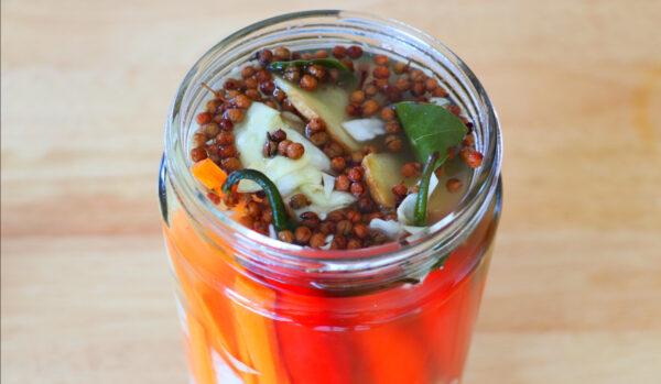 【美食天堂】圓白菜泡菜的做法~簡單易學~清爽脆口!家常料理食譜 一學就會