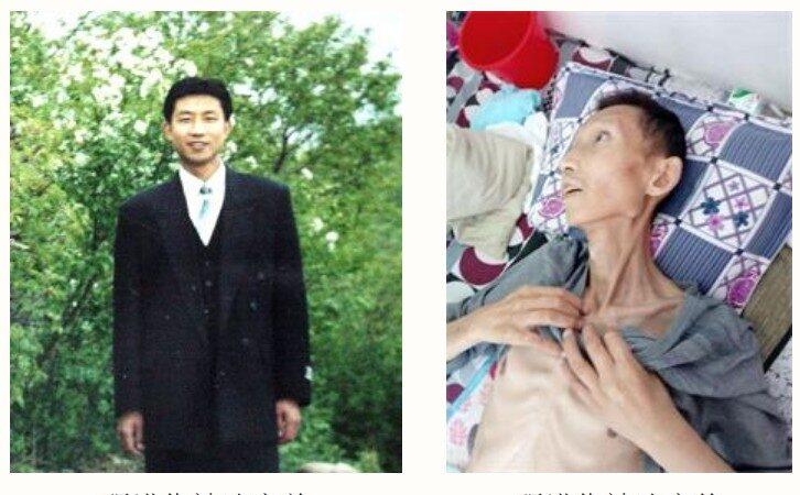 岳父被殘酷迫害致死 張洪偉冤獄13年離世