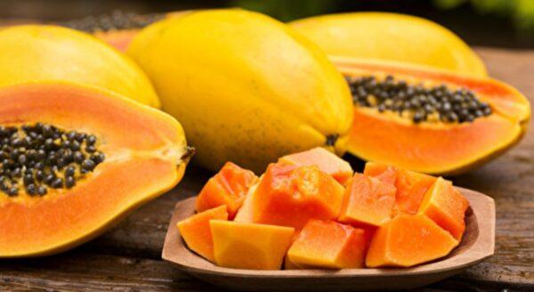 木瓜防癌護心血管 果肉是抗氧化寶庫 2關鍵挑選