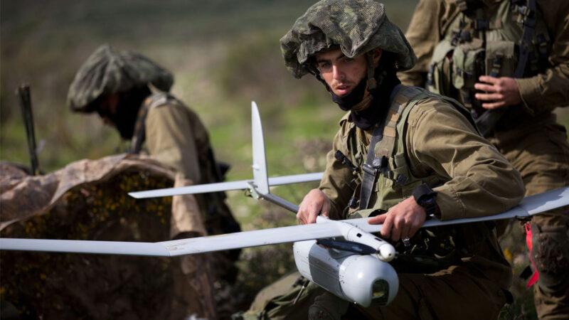 """美以联合军事新计划 """"无人机杀手""""颠覆作战方式"""