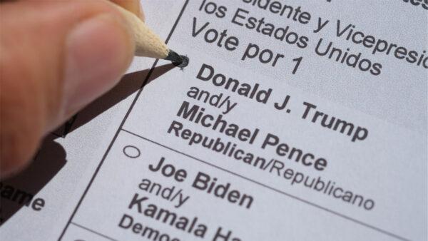 賓州發現7張支持川普的遺棄選票 司法部展開調查