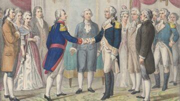 华盛顿将军系列故事:我爱他 如父亲爱着儿子