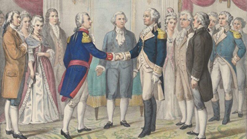 華盛頓將軍系列故事:我愛他 如父親愛著兒子