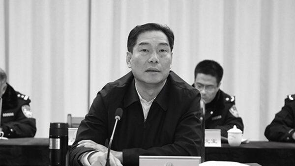 郭聲琨親信胡明朗調高危職位 任重慶公安局長