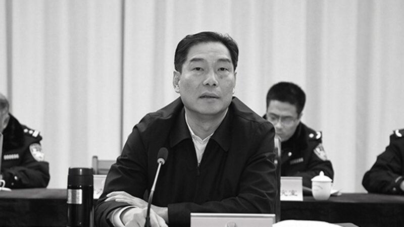 郭声琨亲信胡明朗调高危职位 任重庆公安局长