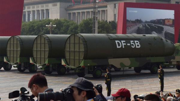 章家敦警告:中共有殺戮慾 擴充軍隊意在統治世界