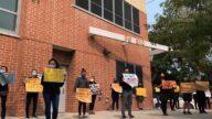 疫情後復學 布魯克林公校教師抗議通風隱患