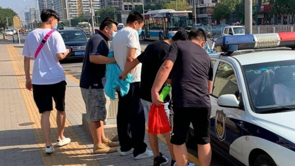 北京抓地鐵「色狼」 抓到一名處長