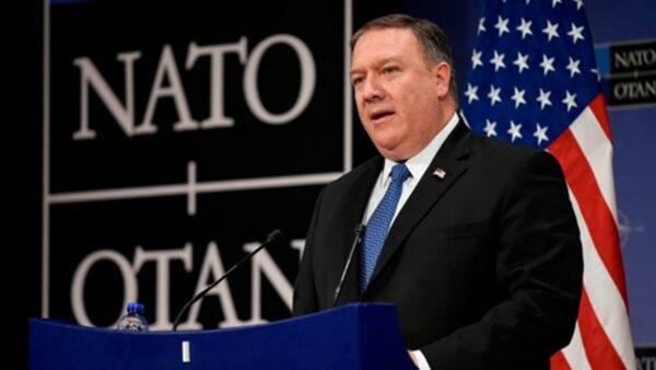 蓬佩奧:小心中共外交官 可能是間諜