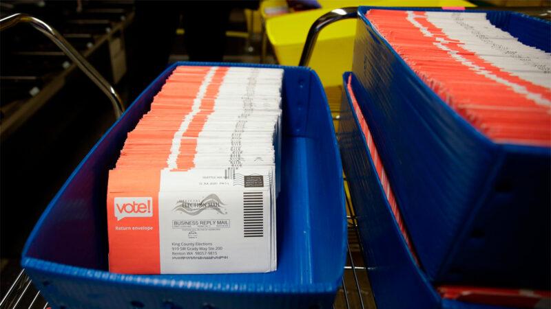 上诉法院暂停威州计票延期 民主党人受挫