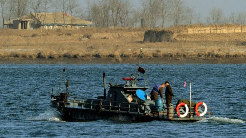 中国边境城市被发现帮助朝鲜躲避制裁
