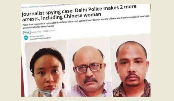 《环时》记者涉盗印军机密被捕 胡锡进急洗地