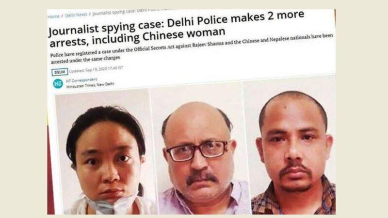 《環時》記者涉盜印軍機密被捕 胡錫進急洗地
