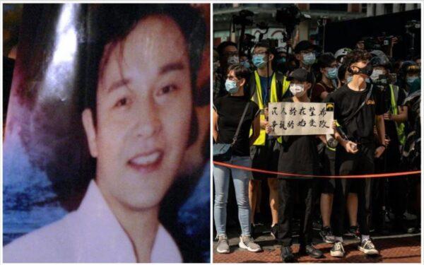 王丹紀念張國榮64歲冥誕:若活到今天 也會爲香港哭泣