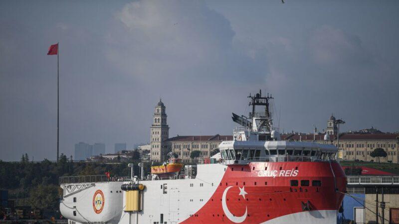 地中海危機現轉機 土耳其希臘擬在伊斯坦堡會談