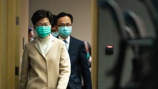 香港沒有三權分立?林鄭言論遭駁斥