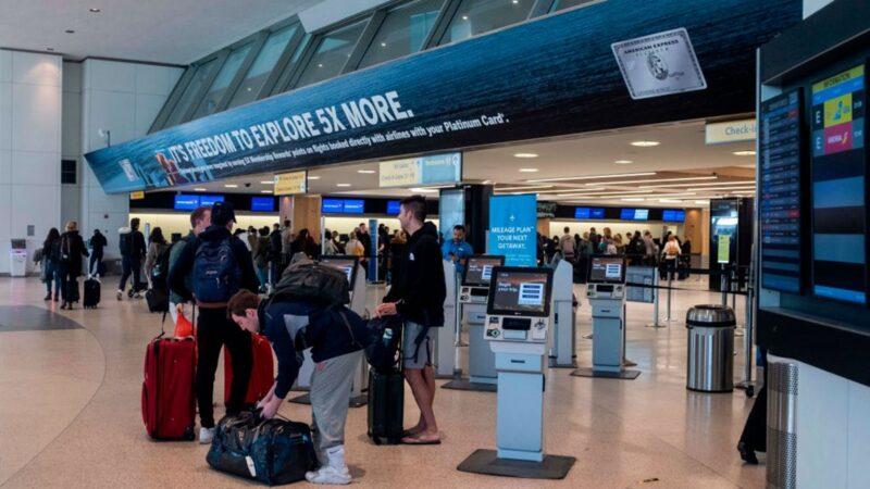 截查共諜手段升級 美國機場嚴查中國學生
