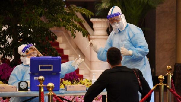 继天津后 正举办进博会的上海爆确诊病例