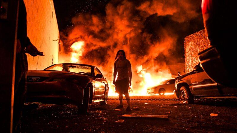 【名家專欄】民主黨將暴亂歸於川普是可恥的