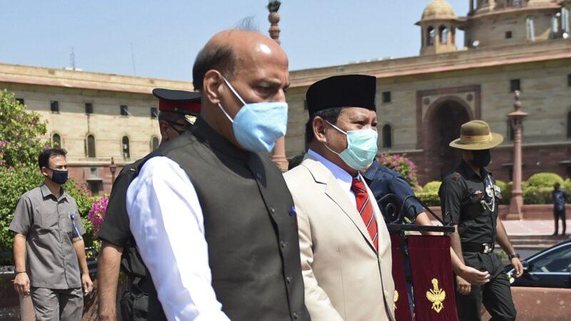 印媒:中共国防部长求见印度防长遭拒