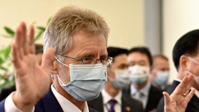 捷克總理斥責王毅外長要中共大使解釋「沉重代價」