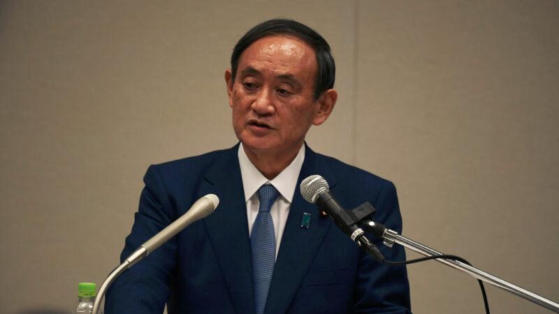 日官房長官菅義偉參選首相 將堅固日美同盟