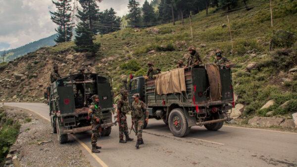 中印要开火?传印度警告中共 已授权士兵可开枪