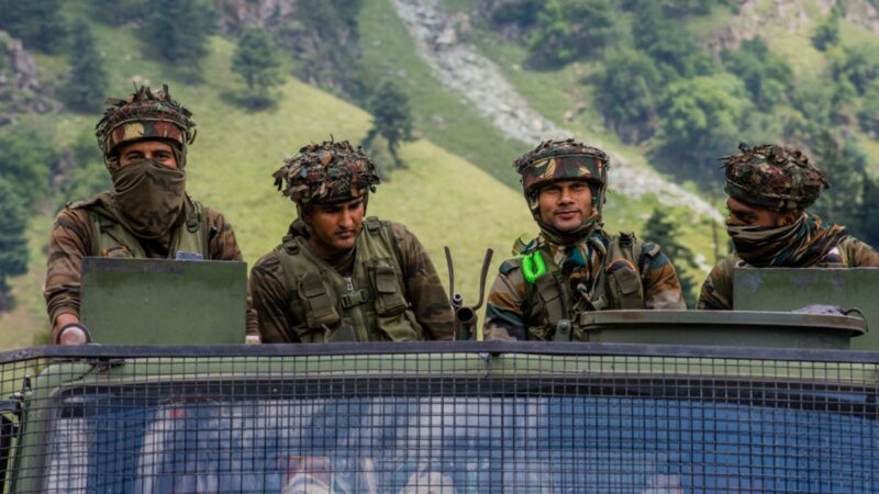 中印更激烈衝突曝光 印媒:雙方鳴槍百發子彈