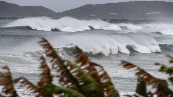 史上罕見 中國東北半月遭颱風三連擊