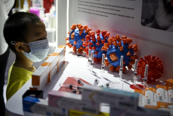 中共未經臨床試驗 向幾十萬人注射疫苗