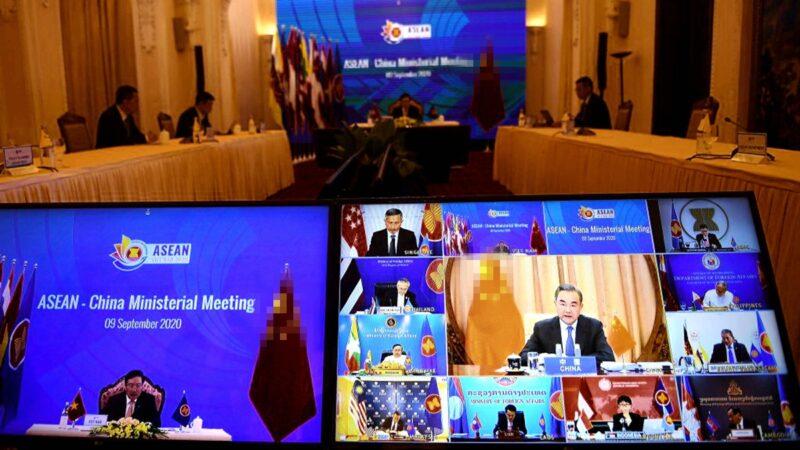 王赫:中共控制東南亞的野心與途徑