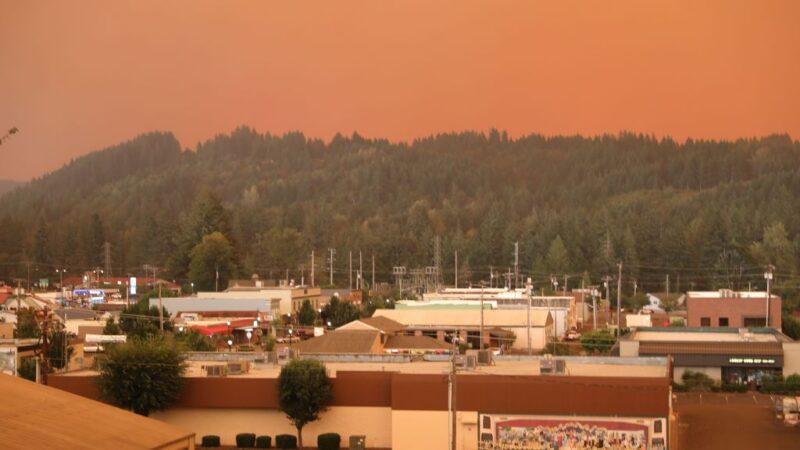 俄勒冈州野火情势严峻 死亡、财损恐破州史纪录