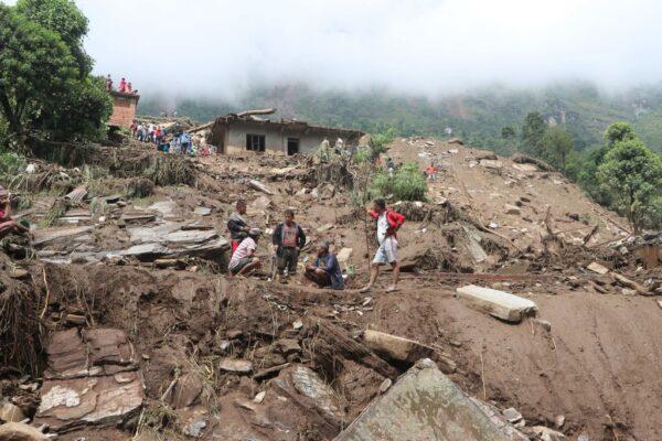尼泊爾規模6地震 首都加德滿都感受晃動