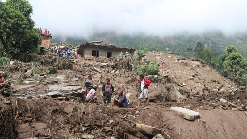 尼泊尔规模6地震 首都加德满都感受晃动