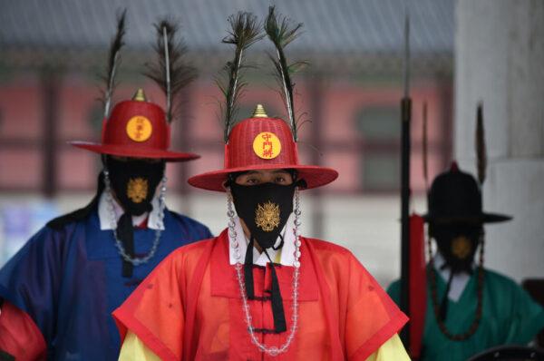 韓國連續13天新增百位以上病例