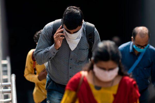 印度11天增百萬病例 累計突破500萬例