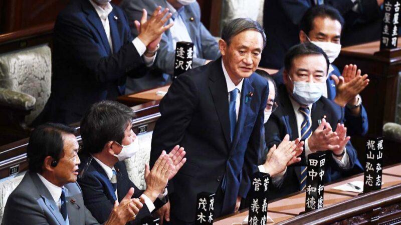 安倍内阁总辞 菅义伟继任首相 新内阁正式上路