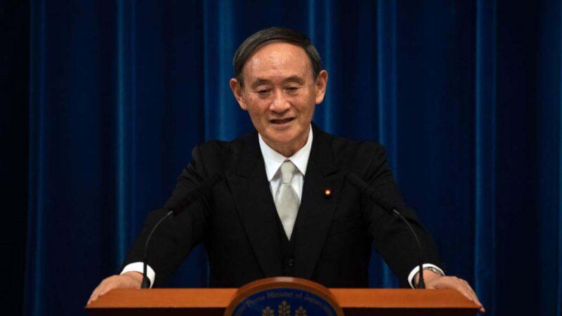 史上首次 日本新首相传话盼与蔡英文通电话
