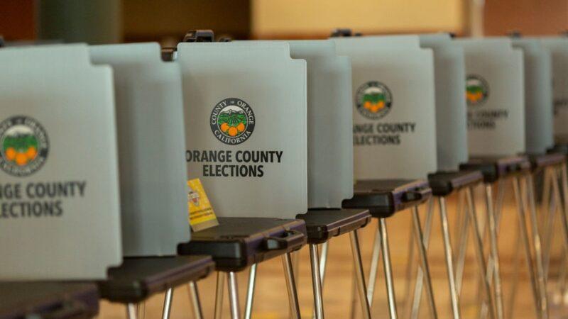 美国大选在即 选民投票须知