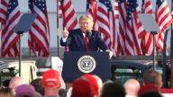 川普出席俄亥俄大选集会 谴责社会主义