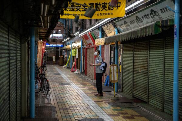 日本因疫情停業或倒閉增23%  東京一食品廠群聚感染