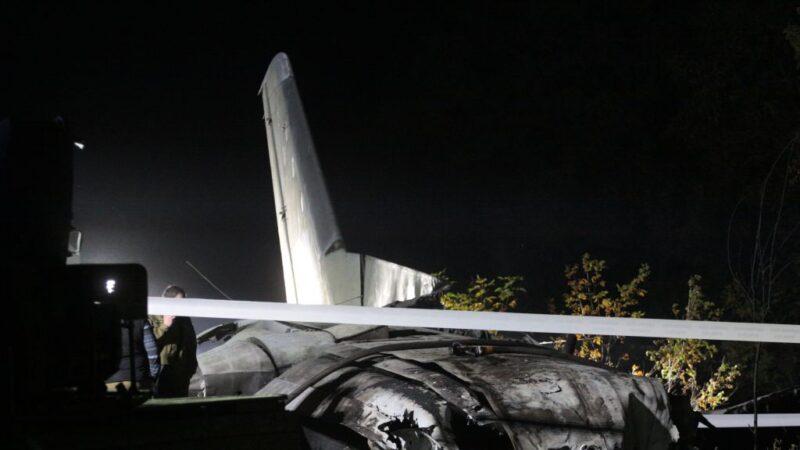 烏克蘭軍機墜毀陷火海 乘員跳機釀25死2重傷