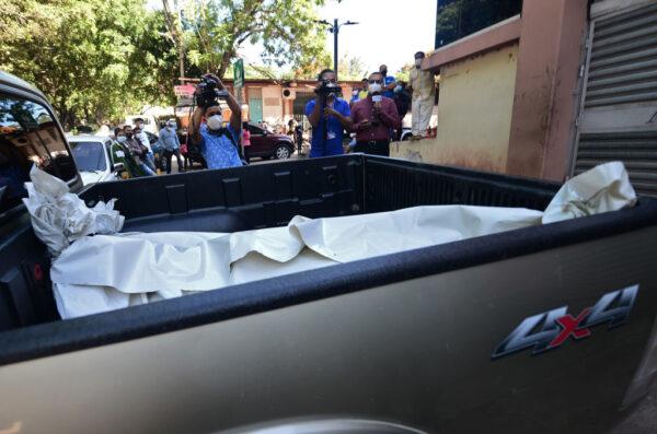 曾批政府 洪都拉斯記者遭人飛車攔路射殺