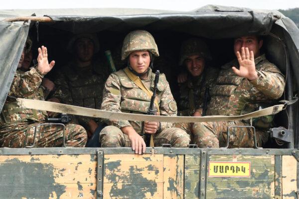 高加索世仇戰鬥釀近百死 亞美尼亞控土耳其擊落戰機